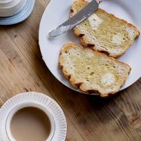 Health Coach Bread and Coffee